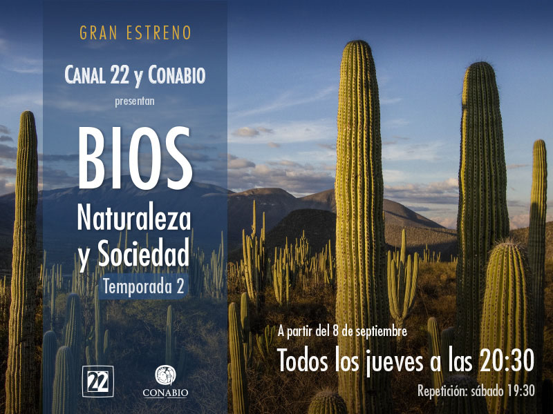 Bios Naturaeza y Sociedad, temporada 2