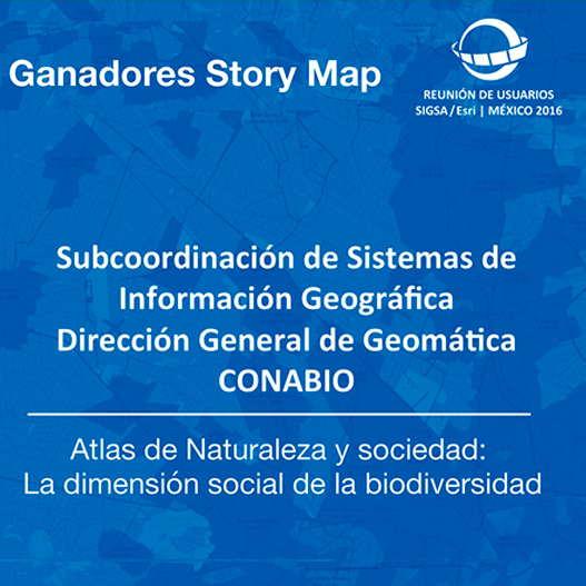 Reconocimiento Story Map