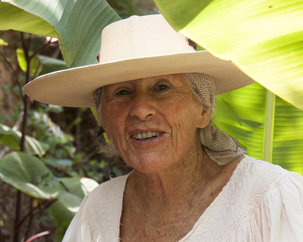 Diana Kennedy, la Dama de la Cocina Mexicana dará una charla en la ...
